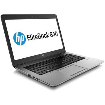Laptop second hand HP EliteBook 840 G1 Intel Core i5-4300U 1.90GHz up to 2.90GHz 8GB DDR3 500GB HDD Webcam 14 Inch