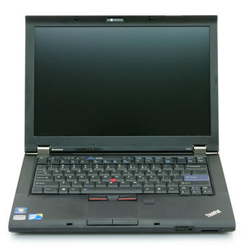 Laptop second hand Lenovo ThinkPad T410 Intel Core i5-520M 2.40GHz up to 2.93GHz 4GB DDR3 320GB Sata DVD-RW 14.1inch