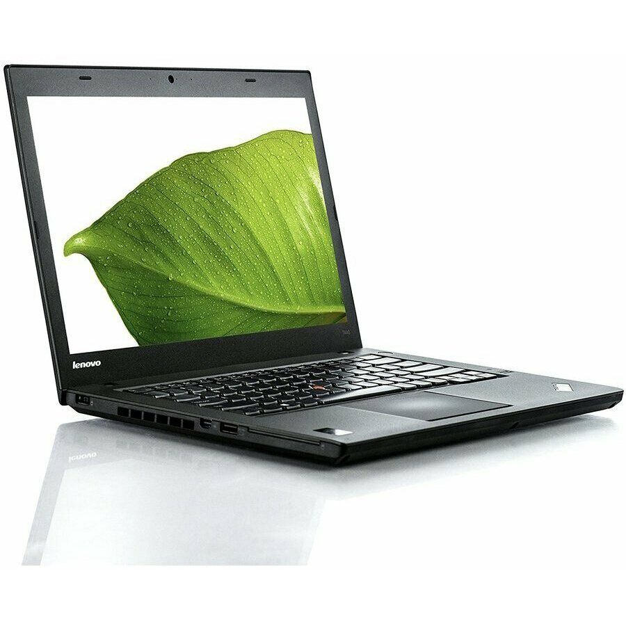 Laptop second hand ThinkPad T440 i5-4200U 1.60GHz up to 2.60GHz 4GB DDR3 120GB SSD 14 inch 1366x768 Webcam