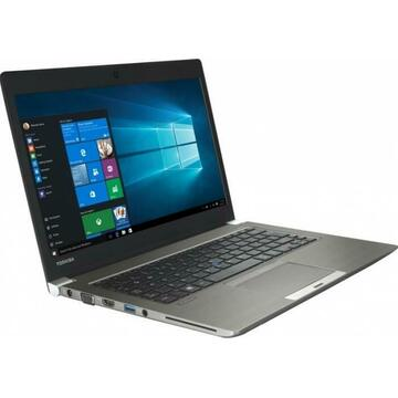 Laptop refurbished Toshiba PORTAGE Z30 i7-4510U 2GHz 8GB DDR3 256GB MSata 13.3inch HD 1366X768 Webcam 4G Soft Preinstalat Windows 10 Home