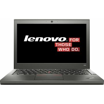 Laptop second hand Lenovo ThinkPad X240 i5-4300U 1.90GHz up to 2.90GHz 8GB DDR3 500GB HDD 12.5 inch (1366 x 768) Touch Screen
