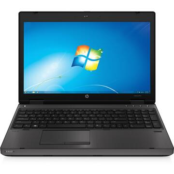 Laptop second hand HP ProBook 6570b i5-3320M 2.60GHz up to 3.30GHz 4GB DDR3 500GB HDD RW 15.6 inch 1366x768 Webcam
