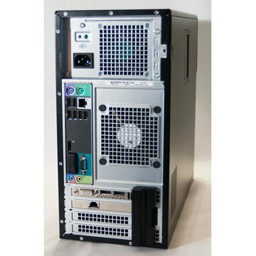 WorkStation second hand Dell T1600 XEON E3-1225 3.10GHz 8GB DDR3 250GB HDD + 240GB SSD DVD-ROM TOWER