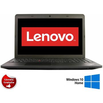 Laptop refurbished Lenovo ThinkPad EDGE E531 i5-3230M 2.60GHz up to 3.20GHz 4GB DDR3 SSD 128GB DVD-RW 15.6inch 1600x900 WEB Soft Preinstalat Windows 10 Home
