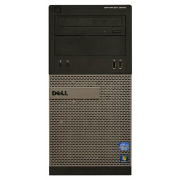 Calculator second hand Dell OptiPlex 3010 i5-3470 3.2GHz 4GB DDR3 250GB HDD SATA DVD-RW Tower