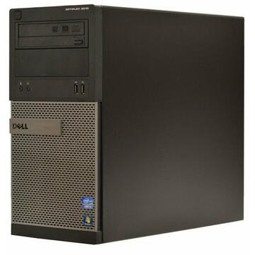 Calculator second hand Dell OptiPlex 3010 i5-3470 3.2GHz 8GB DDR3 500GB HDD SATA DVD-RW Tower