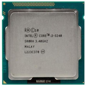 Intel i3 3240 3.40GHz Socket LGA1155