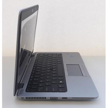 Laptop Remanufacturat HP EliteBook 820 G1, i5-4300U, 4GB DDR3, 128GB SSD, Soft Preinstalat Windows 10 Professional