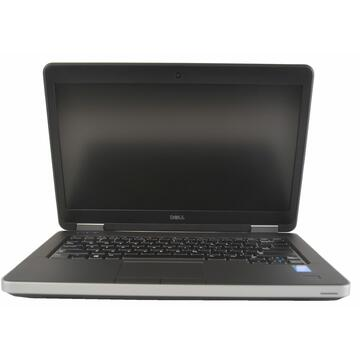 Laptop Remanufacturat Dell Latitude E5440, i5-4300M, 4GB DDR3, 128GB SSD, Soft Preinstalat Windows 10 Professional