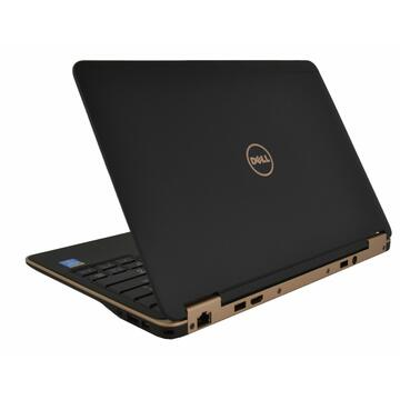 Laptop Remanufacturat Dell Latitude E7240, i5-4210U, 4GB DDR3, 128GB SSD, Soft Preinstalat Windows 10 Home
