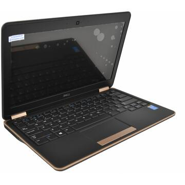Laptop Remanufacturat Dell Latitude E7240, i5-4210U, 4GB DDR3, 128GB SSD, Soft Preinstalat Windows 10 Professional