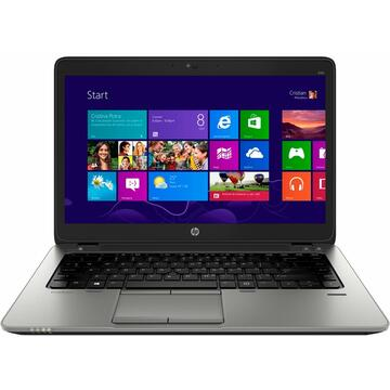 Laptop second hand HP EliteBook 840 G1 Intel Core i7-4600U 2.10GHz up to 3.30GHZ 8GB DDR3 320GB Sata 14Inch 1920x1080 FHD Webcam Tastatura Iluminata