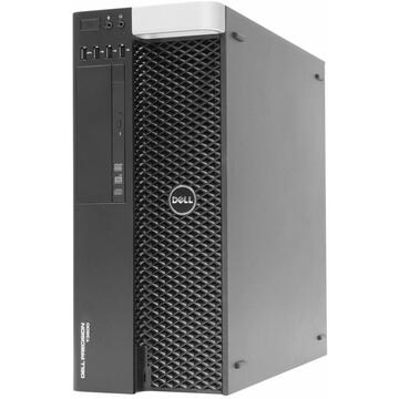 WorkStation second hand Dell Precision T3600, Intel QUAD Core Xeon E5-1620 3.60 GHz, 16GB DDR3 ECC, 2 x 1TB HDD, nVidia Quadro K600, DVDRW, GARANTIE 3 ANI