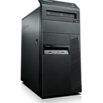 ThinkCentre M82 Intel Core i3-2120 3.30GHz 4GB DDR3 500GB HDD DVD-RW Tower