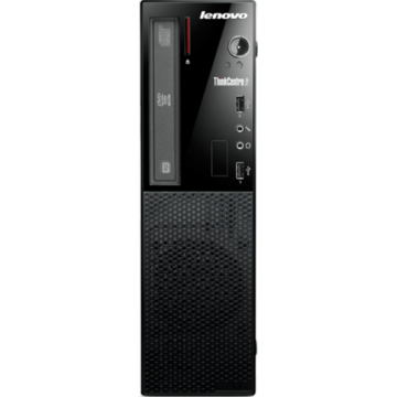 Calculator second hand Lenovo ThinkCentre Edge 72 Intel Core i5-3470S 2.90GHz up to 3.6GHz 4GB DDR3 500GB HDD DVD-RW Desktop