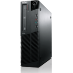 ThinkCentre M82 Intel Core i5-2400s 2.5GHz up to 3.30GHz 4GB DDR3 HDD 500GB DVD-RW Desktop
