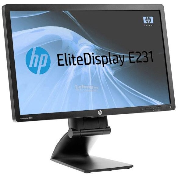 Monitor EliteDisplay E231 23 inch FHD