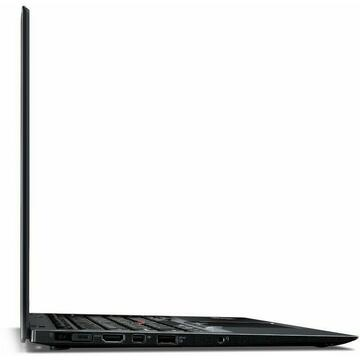 Laptop refurbished Lenovo X1 Carbon Intel Core i7-3667U 2.00GHz up to 3.20GHz 8GB DDR3 256GB M2Sata SSD 14 inch 1600x900 WEB Tastatura iluminata Soft Preinstalat Windows 10 Home