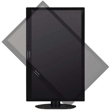 Monitor Philips Brilliance 241B4LPYCB 24 LED LCD Monitor - 16:9 - 5 ms