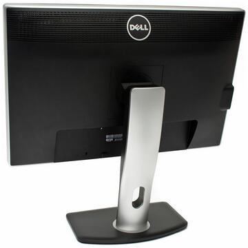Monitor Monitor LED DELL U2412M 24 inch 8ms GTG black