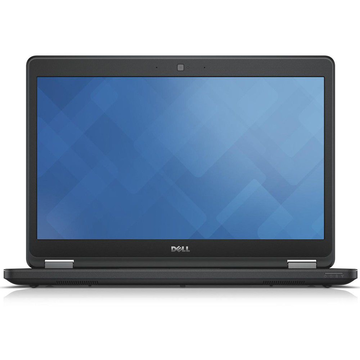 Laptop refurbished Dell Latitude E5450 Intel Core i5-5300U 2.30GHz up to 2.90GHz 8GB DDR3 128GB SSD 14inch HD+ 1600X900 Webcam