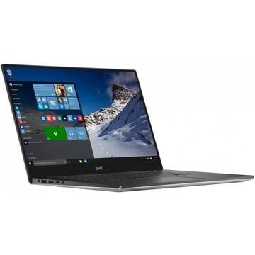 Laptop second hand Dell XPS 15-9550 i7- 6700HQ 2.6GHz up to 3.5GHz 8GB DDR4 240GB SSD GeForce GTX 960M 2GB DDR5 15.6inch UHD Touchscreen Webcam
