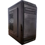 ABD Desktop PC MDX PrimInfo, Intel Core I5-3470 3.1GHz Turbo 3.4GHz, 8GB DDR3 RAM, SSD 120GB, DVD-RW,  Mouse si Tastatura Cadou