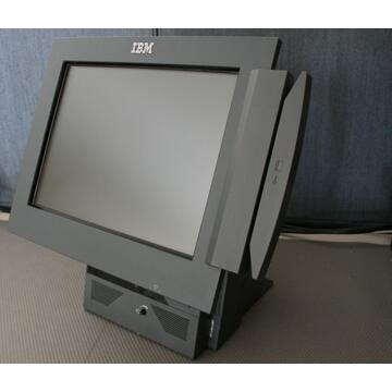 POS second hand IBM SurePos 500 4846-545 Intel Celeron 2.53GHz 2GB DDR2 250GB HDD 15inch Touchscreen