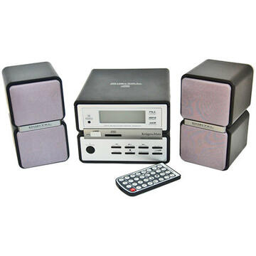 MINI SYSTEM CD USB SD KRUGER&MATZ