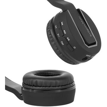 CASTI AUDIO BLUETOOTH PLAY NEGRE KRUGER&MATZ