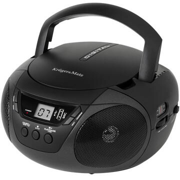 RADIO CD PLAYER USB SD KRUGER&MATZ
