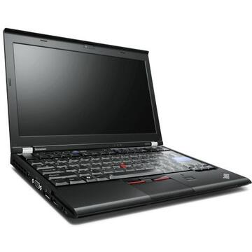 Laptop refurbished Lenovo ThinkPad X220, i5 2520M, 4GB DDR3, 320GB HDD, Webcam 12.1 inch, Soft Preinstalat Windows 10 Home