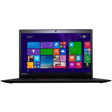 Laptop second hand Lenovo X1 Carbon Intel Core i7-5600U 2.6GHz 8GB DDR3 256GB SSD 14inch Multitouch IPS FHD 3G Tastatura Iluminata