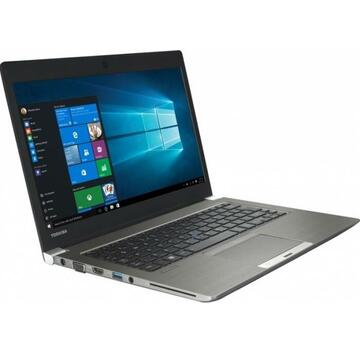 Laptop refurbished Toshiba PORTEGE Z30, i7-4510U, 8GB DDR3, 256GB MSata, 13.3inch HD, 1366X768 Webcam 4G, Soft Preinstalat Windows 10 Professional