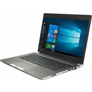 Laptop refurbished Toshiba PORTEGE Z30, i7-4510U,  8GB DDR3, 256GB MSata, 13.3inch FHD, 1920x1080 Webcam 4G, Soft Preintalat Windows 10 Home