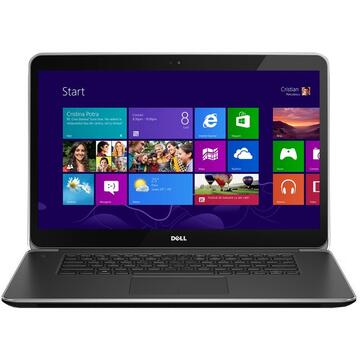 Laptop second hand Dell Precision M3800 i7-4702HQ 2.2GHz up to 3.2GHz 16GB DDR3 256GB SSD Nvidia Quadro K1100M 2GB/128bit GDDR5 15.6inch FHD 1920x1080 Touchscren