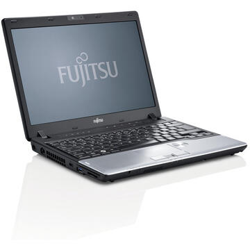 Laptop refurbished Fujitsu Siemens P702, I5-3210M, 4GB DDR3, HDD 320GB Sata, 12.1 inch Webcam, Soft Preinstalat Windows 10 Professional
