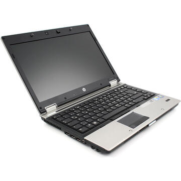 Laptop refurbished HP EliteBook 8440p, i5 520M, 4GB DDR3, 320GB Sata, DVDRW, 14.1 inch Webcam, Soft Preinstalat Windows 10 Home