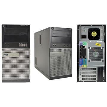 Calculator second hand Dell OptiPlex 7010 Intel Core i5-3550 3.30GHz up to 3.70GHz 4GB DDR3 500GB HDD SATA DVD-RW Tower