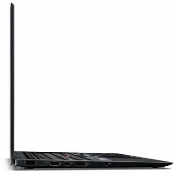 Laptop refurbished Lenovo X1 Carbon,  i5-3427U, 8GB DDR3, 180GB m2Sata SSD, HD+, Soft Preinstalat Windows 10 Home