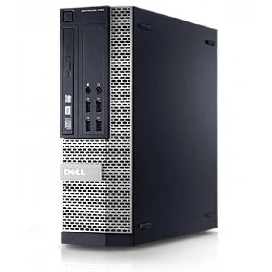 Calculator second hand Optiplex 9010 Intel Core i7-3770 3.40GHz up to 3.90GHz 4GB DDR3 500GB HDD SATA DVD Desktop