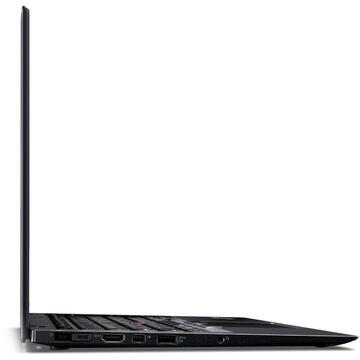 Laptop second hand Lenovo X1 Carbon G3 Intel Core i7-5600U 2.6GHz up to 3.20GHz 8GB LPDDR3 256GB SSD 14inch FHD Webcam