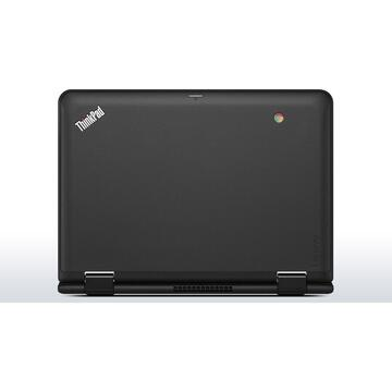 Laptop second hand Lenovo 11e Chromebook Intel Celeron N2940 1.83 GHz 4GB DDR 3 16Gb SSD 4 in 1 card reader USB 3.0 HDMI 11,6 Inch Chrome