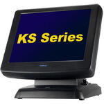 KS6615 Terminal Intel CeleronM 1.50GHz 2GB DDR3 320GB HDD SATA 15inch Touchscreen, Soft Preinstalat Windows 10 Professional