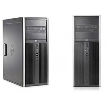 Calculator second hand HP Elite 8200 i7-2600 3.40GHz up to 3.8GHz 8GB DDR3 500GB HDD DVD Tower