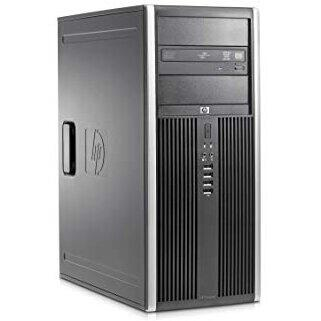 Calculator second hand HP Elite 8300 i7-3770 3.4GHz up to 3.9GHz 4GB DDR3 500GB HDD SATA DVD Tower