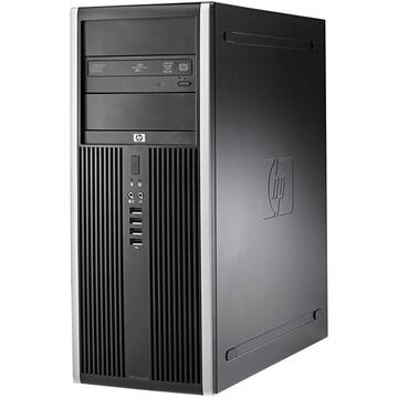 Calculator refurbished HP Elite 8300 i7-3770 3.4GHz up to 3.9GHz 8GB DDR3 500GB HDD SATA DVD Tower Soft Preinstalat Windows 10 Home