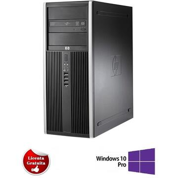 Calculator refurbished HP Elite 8300 i7-3770 3.4GHz up to 3.9GHz 4GB DDR3 500GB HDD SATA DVD Tower Soft Preinstalat Windows 10 Professional