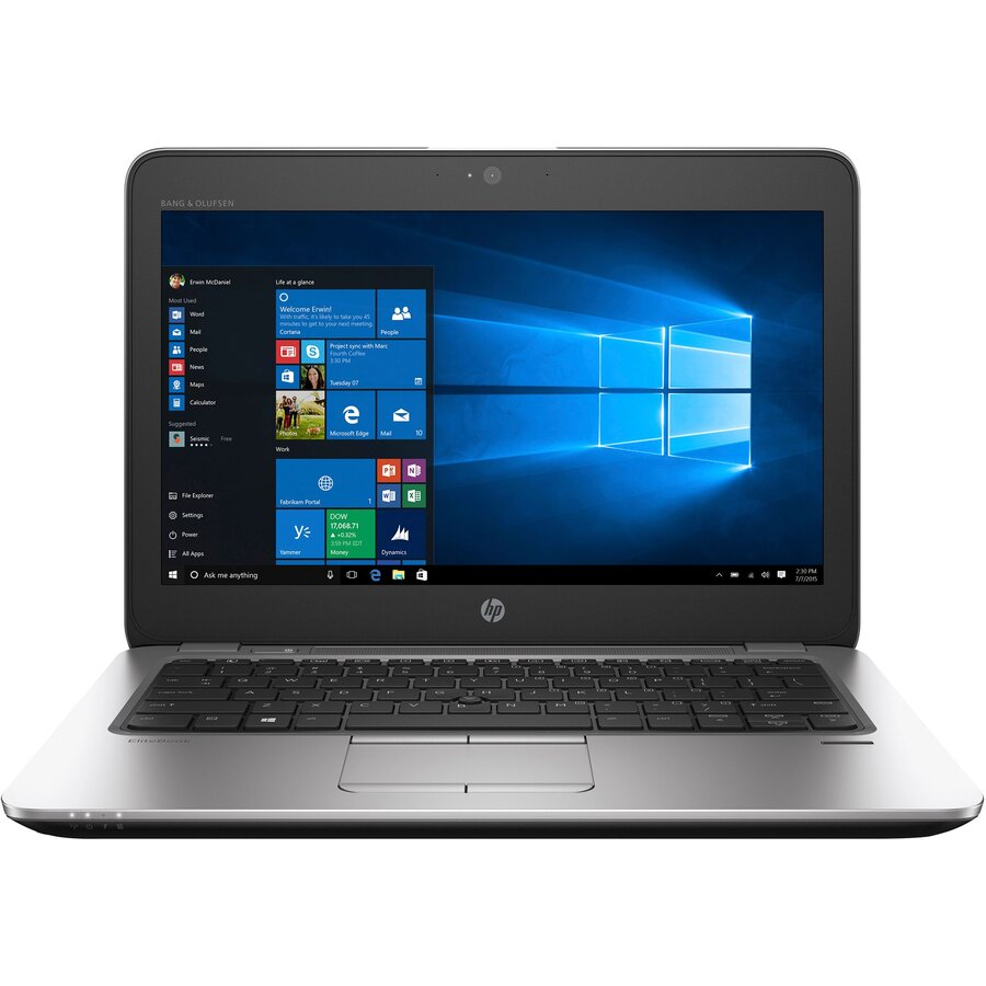 Laptop second hand EliteBook 820 G3 Intel Core i5-6200U 2.40GHz up to 2.80GHz  8GB DDR4  500GB HDD 12.5inch HD  Webcam Baterie 0%