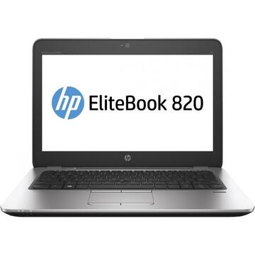 Laptop second hand HP EliteBook 820 G3 Intel Core i5-6200U 2.40GHz up to 2.80GHz  8GB DDR4  500GB HDD 12.5inch HD  Webcam